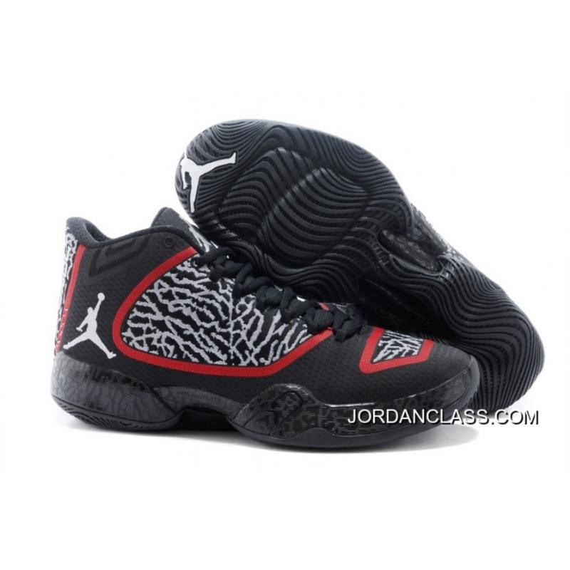 aa5d7177b5a 2014 Air Jordan XX9 Black/White-Gym Red Top Deals, Price: $95.67 ...