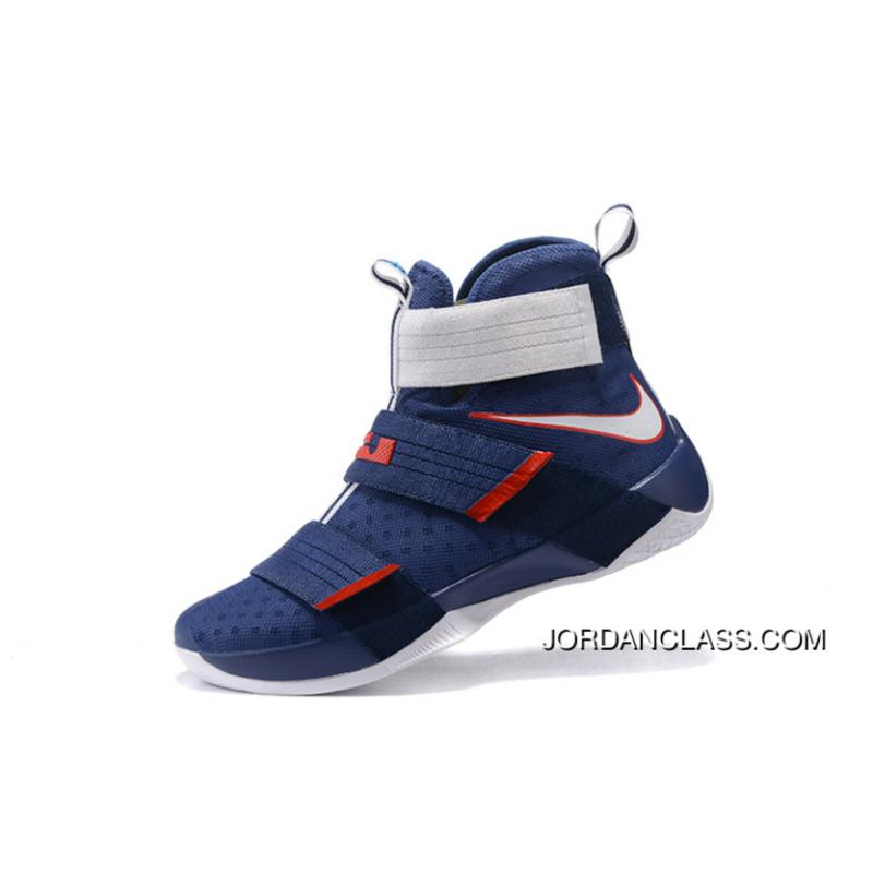 finest selection 7b51e d254b ...  USA  Nike LeBron Soldier 10 Obsidian White-University Red Top Deals ·    ...