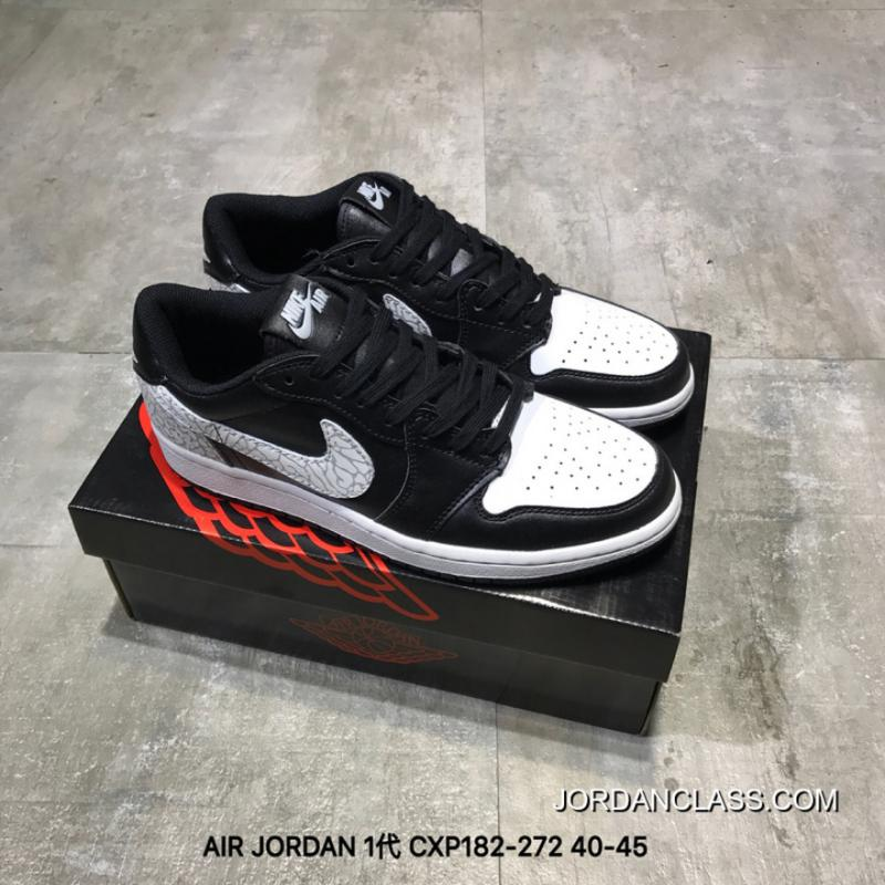 e041006cae5092 AIR JORDAN 1 Low Basketball Culture Shoes Series CXP182-272 For Sale ...