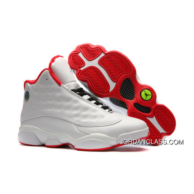 392c9a79526 ... ebay air jordan 13 alternate white university red metallic silver  release discount 53677 94694