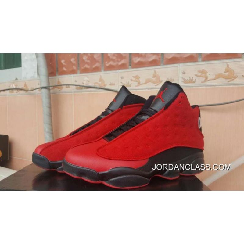 3a8cf3056ed 2016  What Is Love  Air Jordan 13 Pack Gym Red Black 2 Free Shipping ...