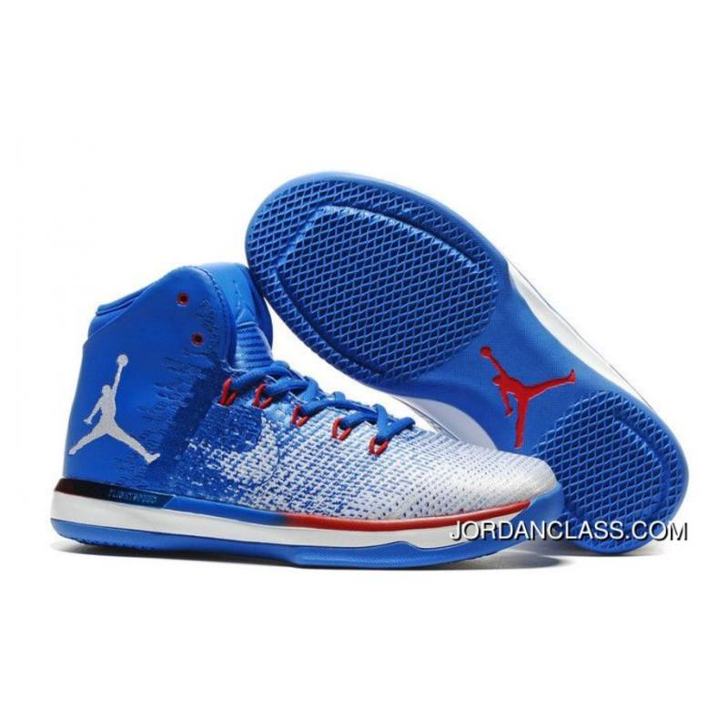 finest selection 49f31 4b22f ... netherlands 2016 usa air jordan xxxi road blue white red for sale 30c3c  7451b