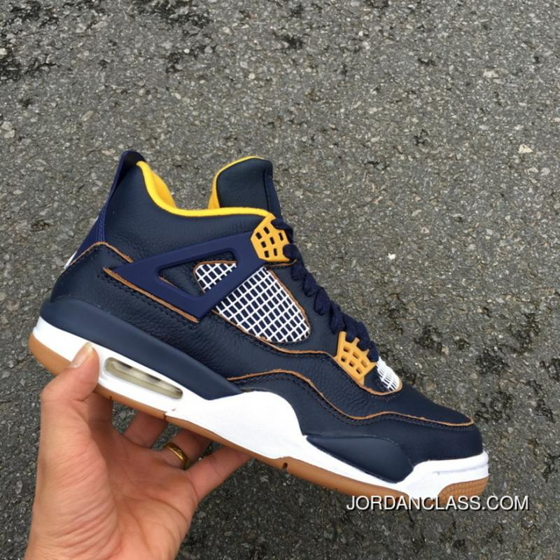huge discount 2a3ef a0b89 ... coupon code for 2016 dunk from above air jordan 4 midnight navy varsity  maize white 227ce