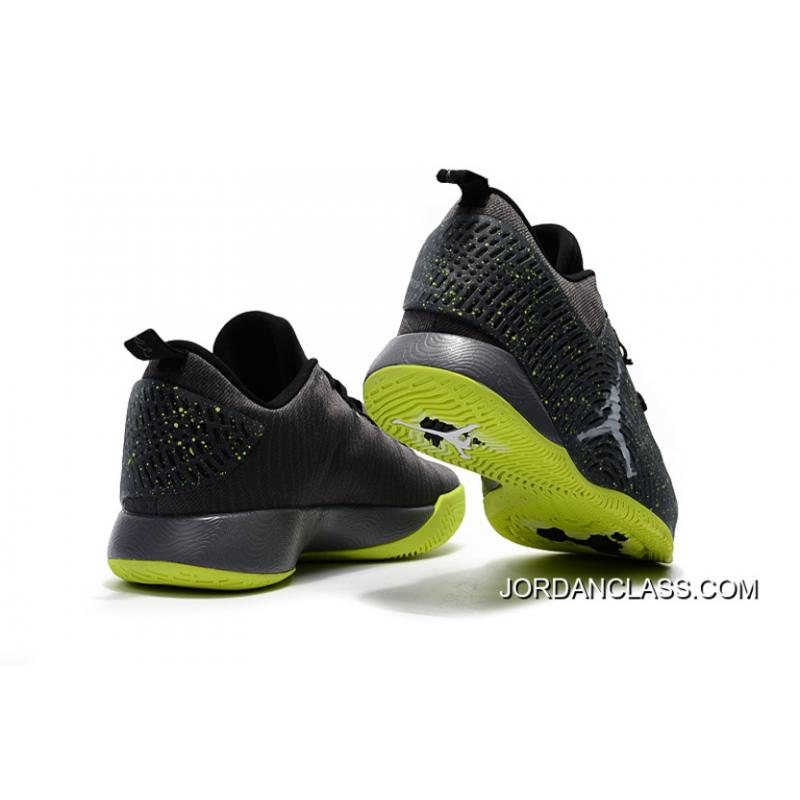 6754c6bcbff ... promo code for volt air jordan cp3.x black green for sale c8a32 1babb  ...