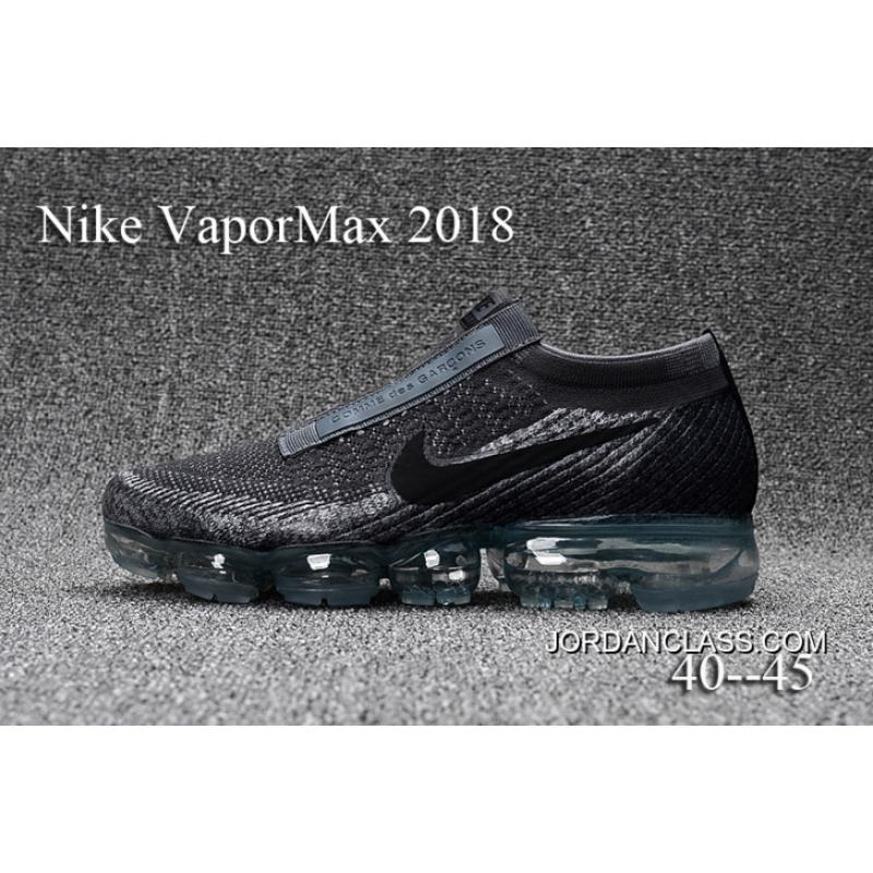best service 19609 f31bb Comme Des Garcons X Nike VaporMax 2018 Nike Running Shoe SKU 28288-235 New  ...
