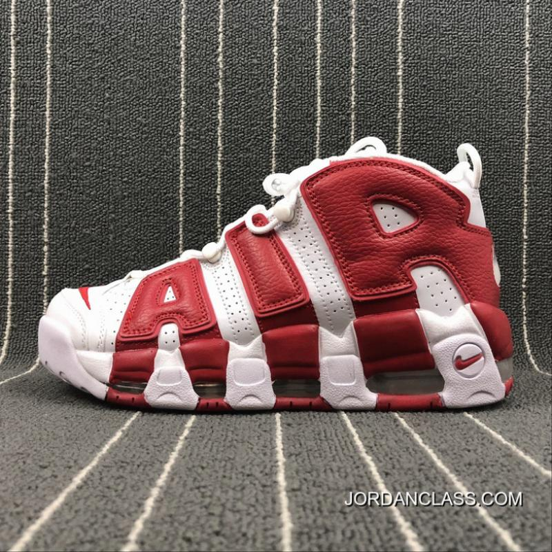 Nike Authentic Air More Uptempo96 Big Air Pippen Basketball