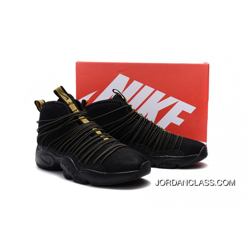 abd14ddf8dd9 ... discount nike zoom cabos gary payton black and gold new release aaa7c  c5235