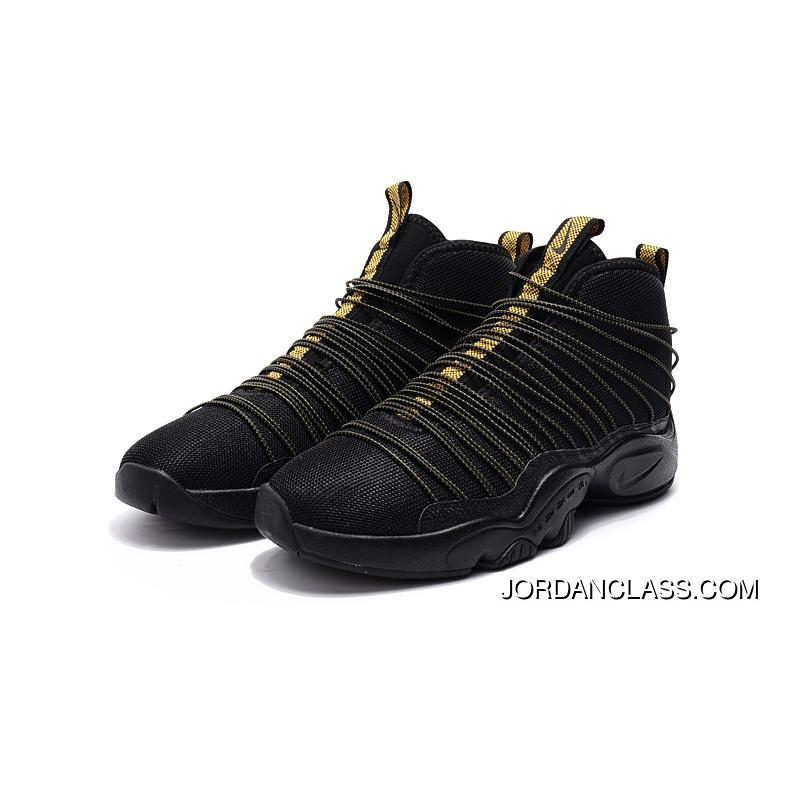837f9505c5231 ... discount nike zoom cabos gary payton black and gold new release 8c218  483d7