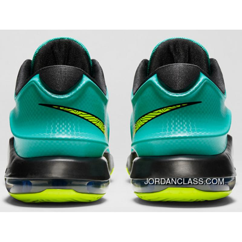 "... ""Uprising"" Nike KD 7 Hyper Jade Black-Photo Blue-Volt Lastest · "" ... 52ac4f926f"