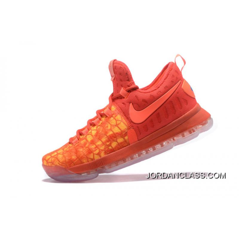 sports shoes 24298 eb661 ... denmark 2016 fire ice nike kd 9 deep royal blue photo blue c6306 ad127  ...
