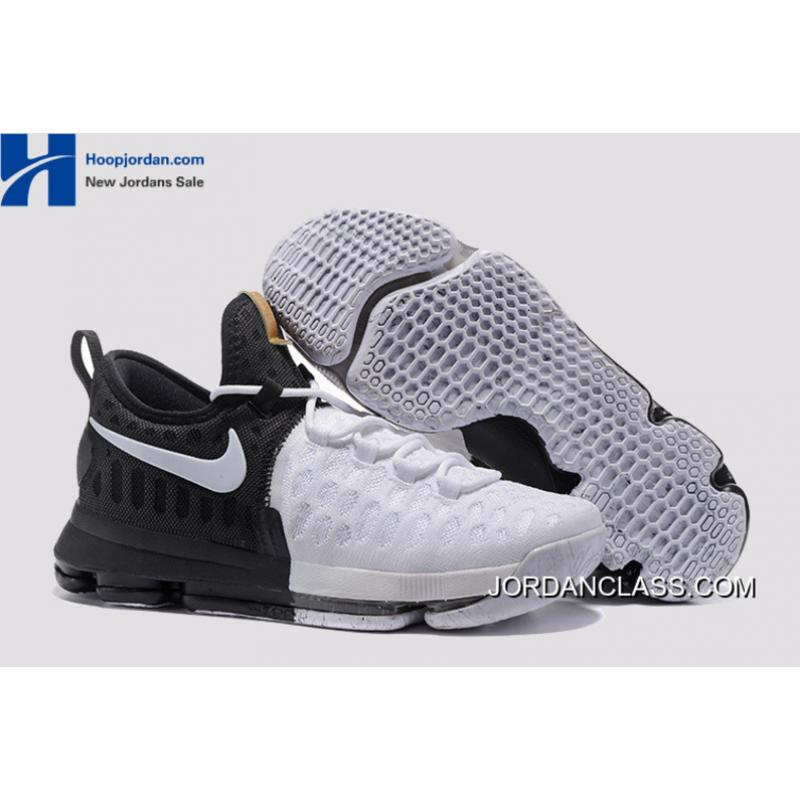 best sneakers fa217 0e4dd wholesale cheap nike kd 9 mens white 2afef d3552