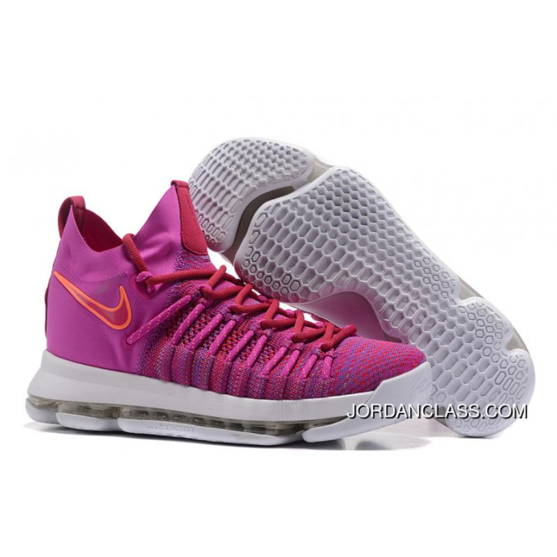 new concept c06df ecdcd ... coupon for nike kd 9 elite racer pink best 1b6a7 74e18