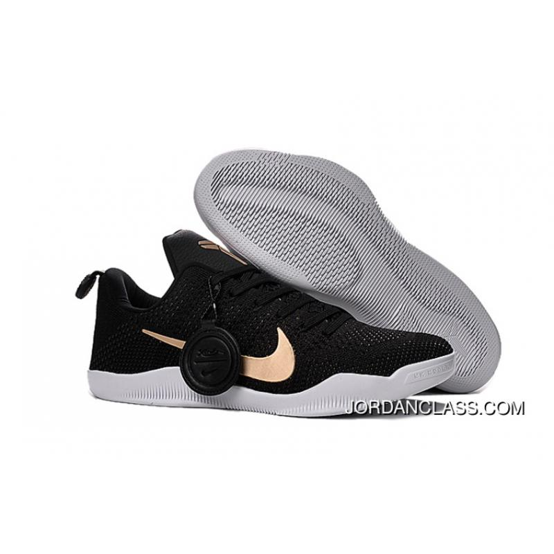 5d6da7704b4e  GCR  Nike Kobe 11 Elite Black Metallic Gold-Black 2016 Authentic ·   ...