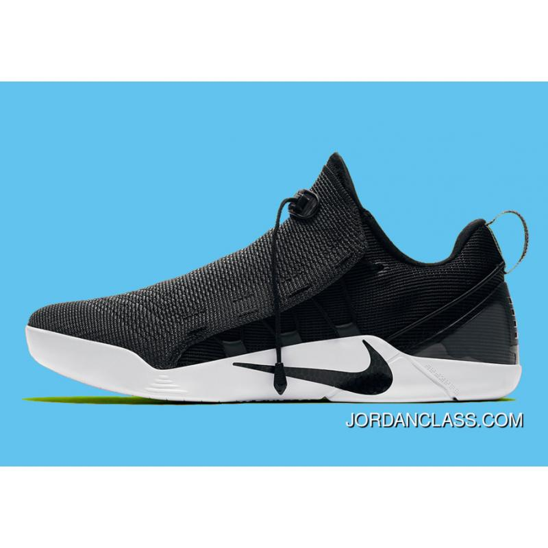 "innovative design d17a7 9e6b4 Cheap Nike Kobe AD NXT ""Black White"" Super Deals ..."