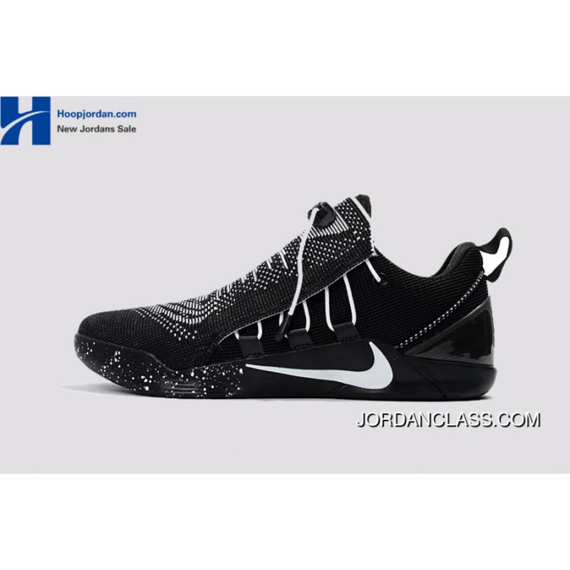 a7408fb0bca7 Nike Kobe A.D. NXT Black White Men s Basketball Shoes New Release ...