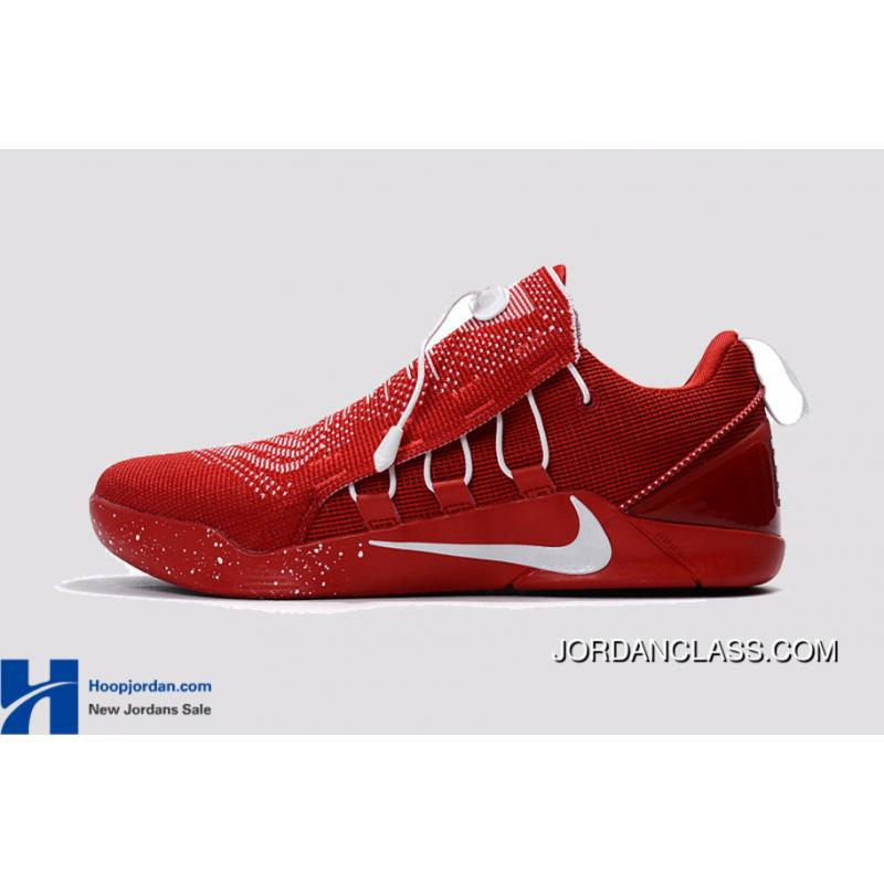 dd15002af54f Nike Kobe A.D. NXT University Red White Men s Basketball Shoes Best ...