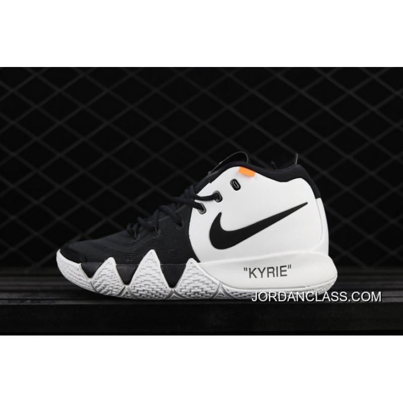 f9aeb47acea For Sale Nike Kyrie Four Owen Four Generation Of Color Matching Actual  Combat Also Black And ...
