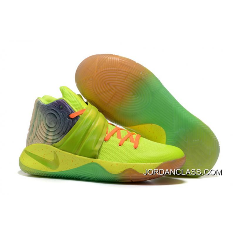 wholesale dealer d7df5 35b4d Men Nike Kyrie II Basketball Shoes SKU 108988-257 Copuon ...