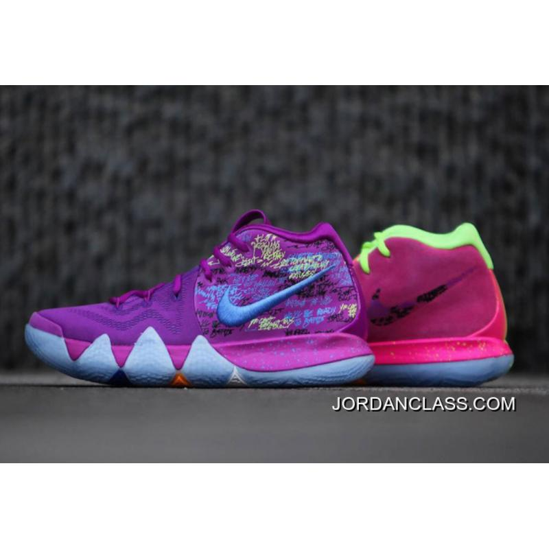 innovative design 4b0db b2f52 ... sale spain nike kyrie 4 confetti multi color outlet 6b2d0 0eed4 a36d2  7fefe