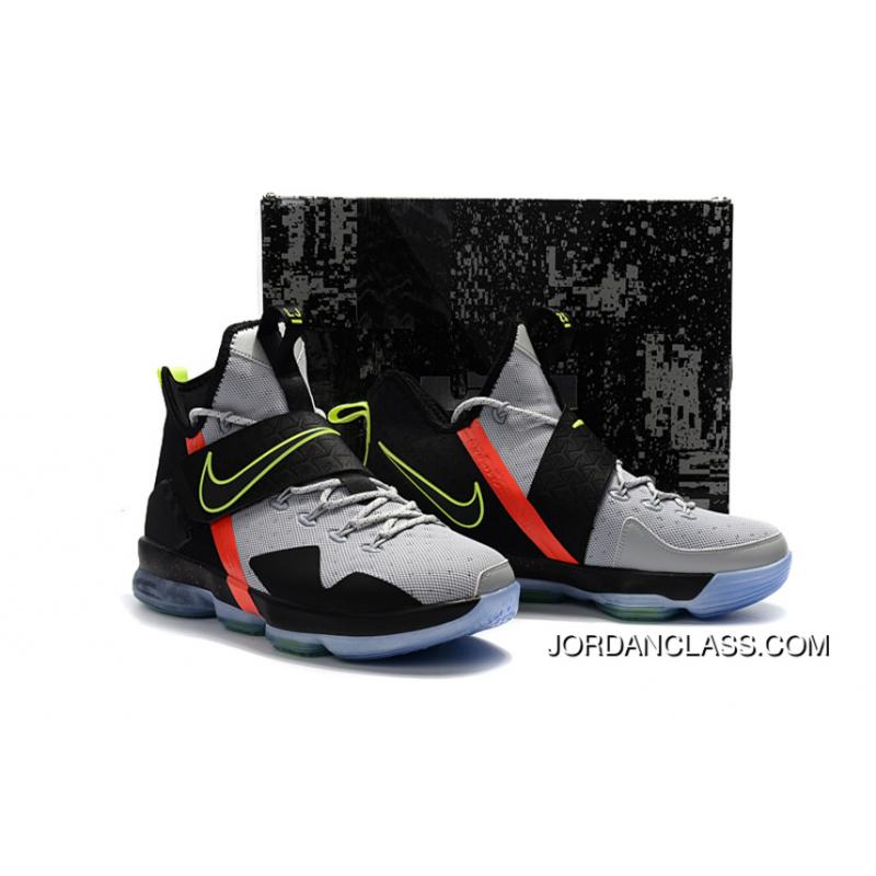 4caa640845e czech nike lebron 14 out of nowhere for sale f7cec 122a6