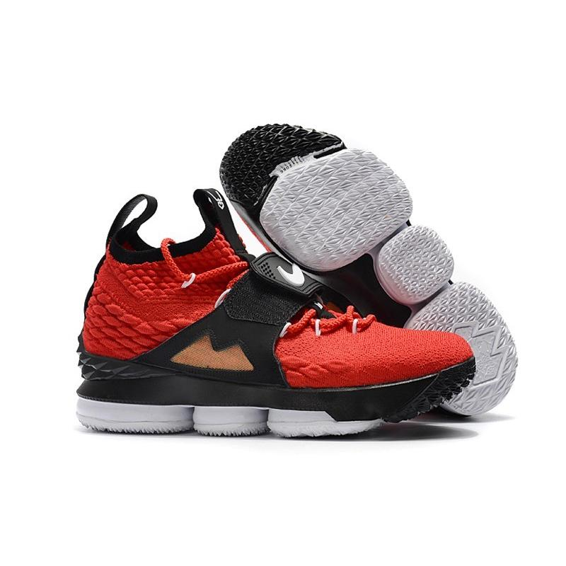 best website d9c30 cd62a For Sale Alternate Diamond Turf Nike LeBron 15 In Red