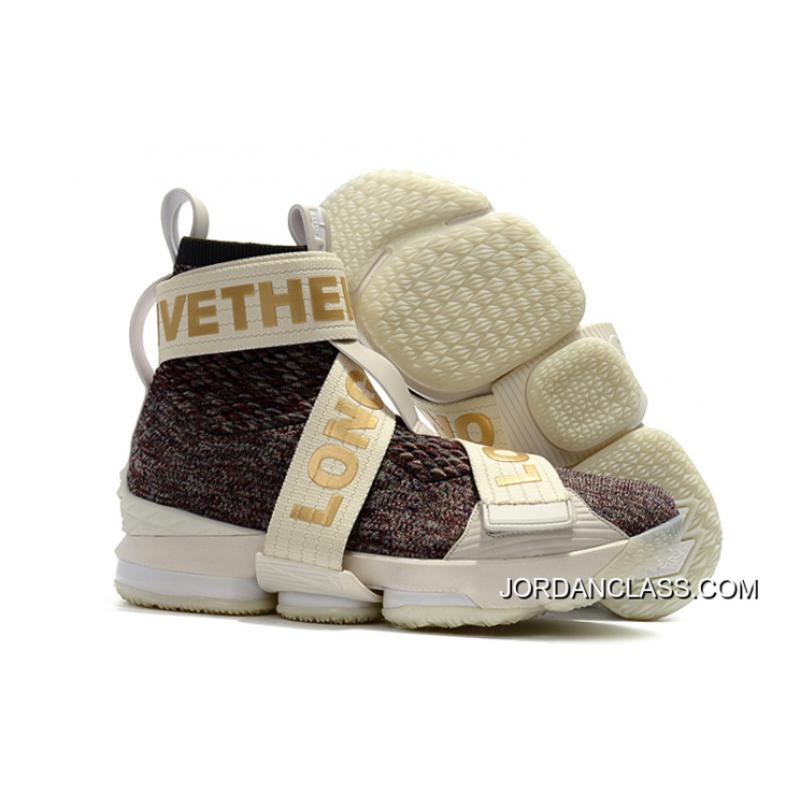 6cd7e63dafae Kith X Nike LeBron 15 Lifestyle Stained Glass Outlet ...