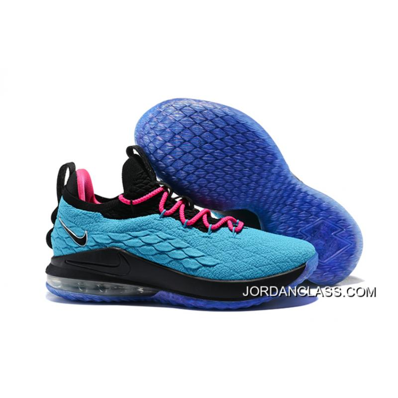 new styles 37264 f593d Nike LeBron 15 Low South Beach For Sale