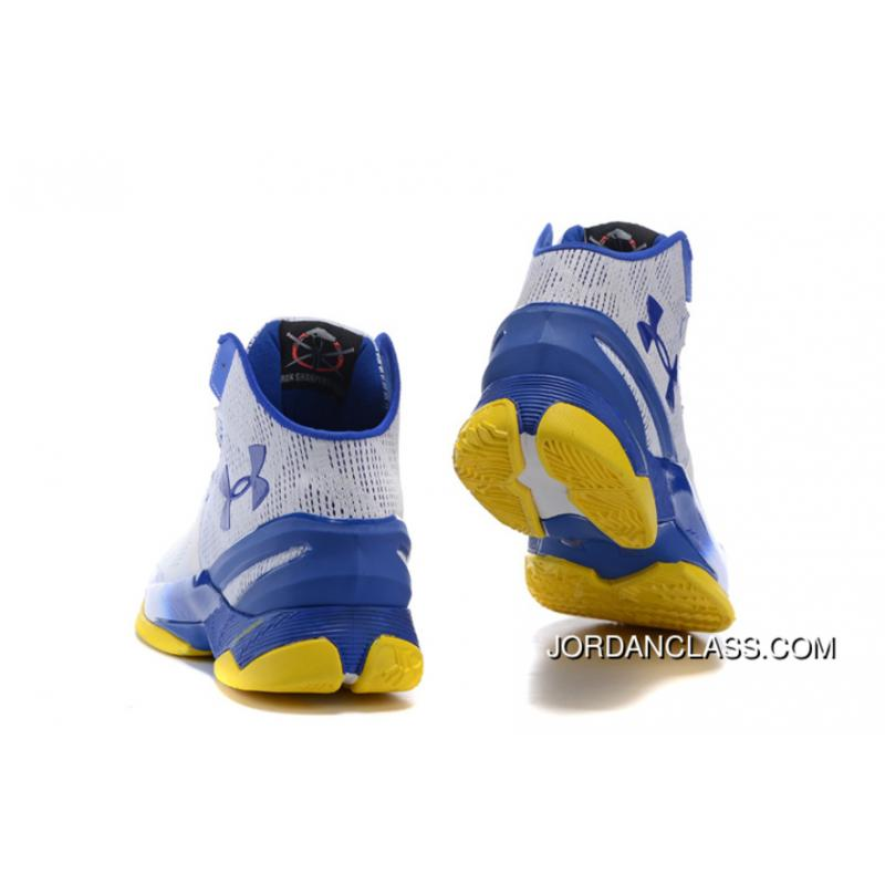 4cbb7ff0b1ec ...  Dub Nation  Under Armour Curry 2 Blue White – Yellow Authentic    ...