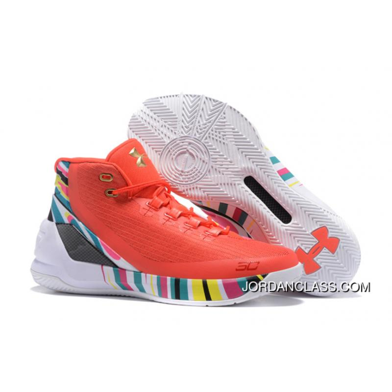 Cheap Under Armour Curry 3 CNY Rocket