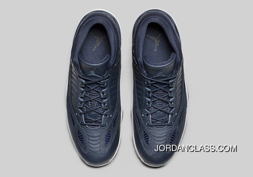 3565522bf94c Air Jordan 11 Low IE Midnight Navy Midnight Navy White Copuon Code ...