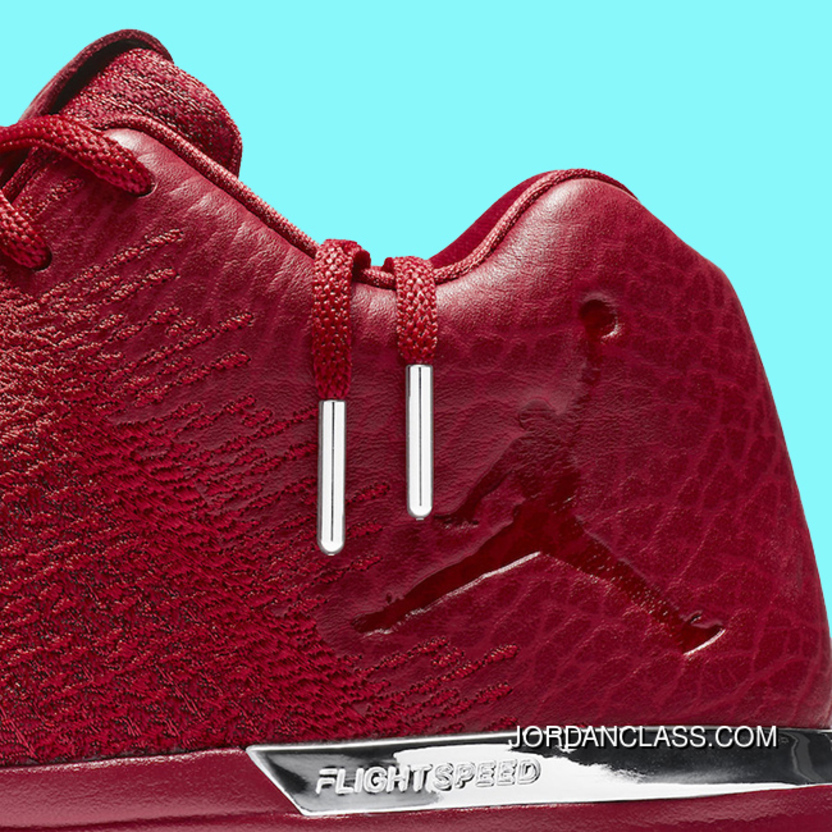 """online store 8c410 02538 New Air Jordan XXX1 31 Low """"Chicago Away"""" Gym Red Gym Red"""