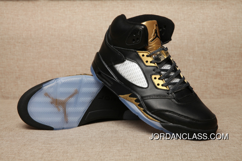 Air Jordan 5 Bronze Obsidian Olympic Black Gold Medal 2016 Release Cheap To  Buy c22416e31