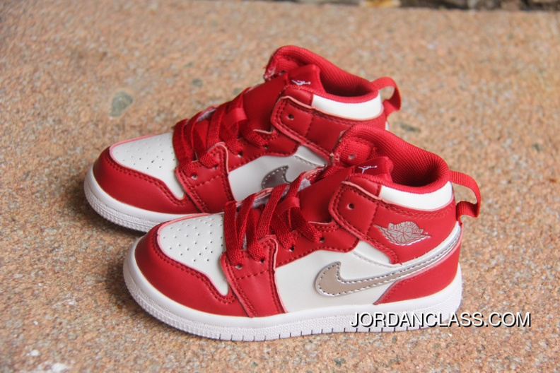 the best attitude 0d8e7 d682d Air Jordan 1 Jordan One AJ1 Kids Shoes 2017 Winter New Release