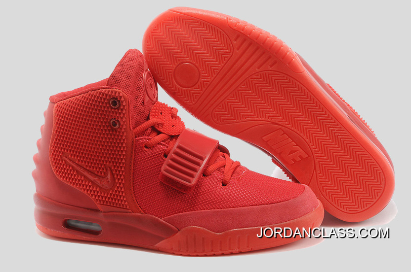 Glow In The Dark Nike Air Yeezy 2 'Red October' New Style
