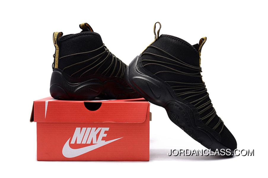 reputable site a75c1 622d2 ... discount nike zoom cabos gary payton black and gold new release 72cae  5fc0f