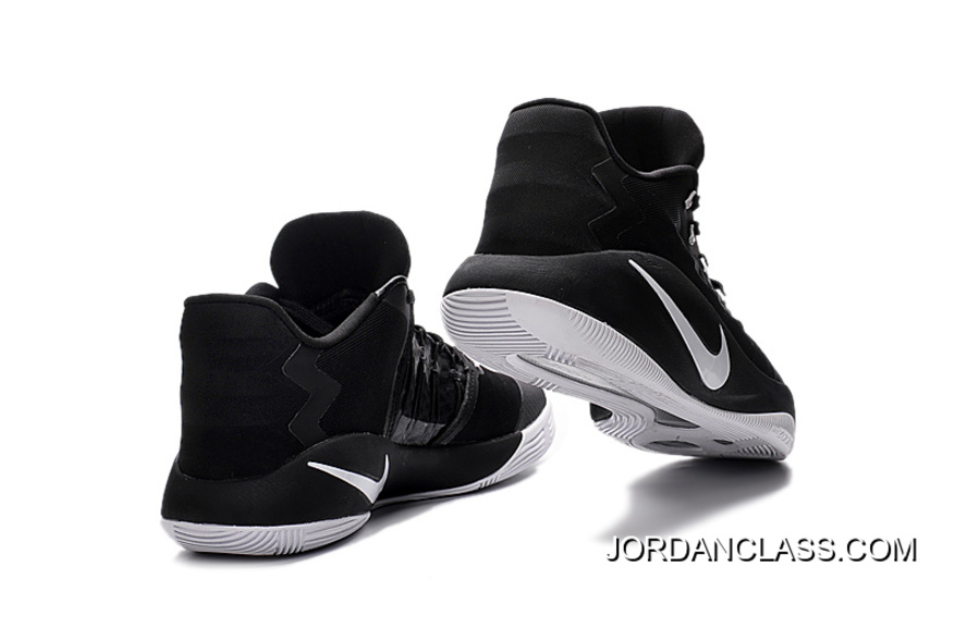best cheap bc4d9 3ee19 ... sweden nike hyperdunk 2016 low black white black mens basketball shoes  best 7fc62 b976a