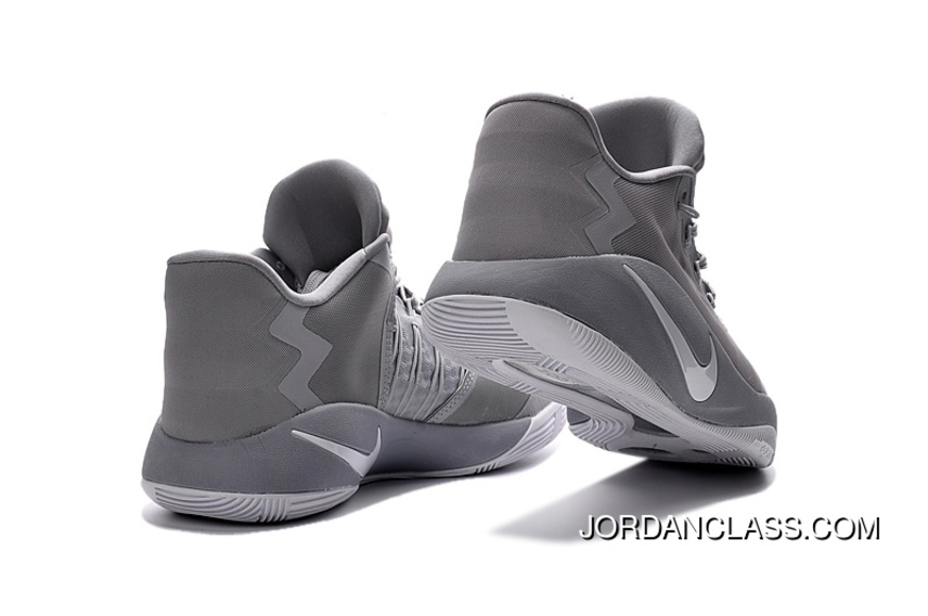 wholesale dealer 58378 fce44 ... best price nike hyperdunk 2016 low cool grey mens basketball shoes new  style ff822 057d8