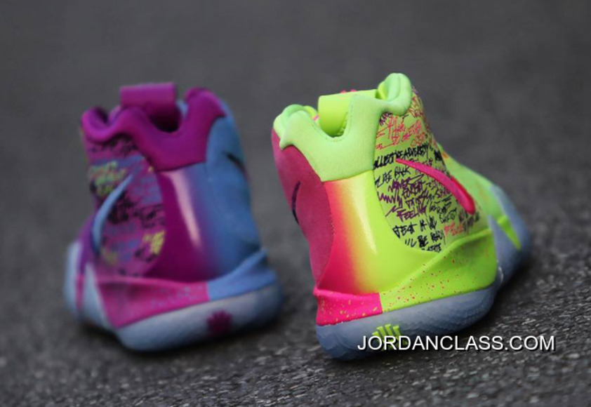 "ff77ba93d018 Nike Kyrie 4 ""Confetti"" Multi-Color Outlet"