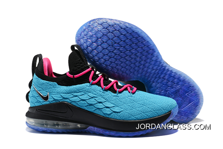 Nike LeBron 15 Low South Beach For Sale