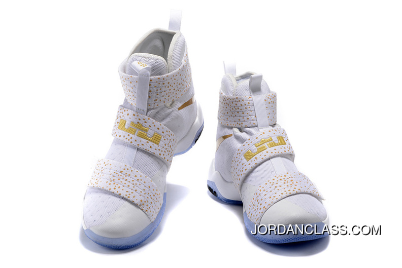 brand new 968f0 e6238 Nike Zoom LeBron Soldier 10 Gold Medal 2016 Release Lastest